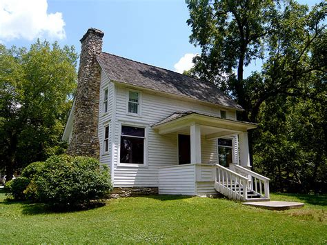 ingalls wilder historic missouri home of rocky ridge