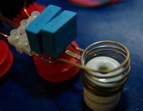 induction heating coil diy simple diy induction heater rmcybernetics
