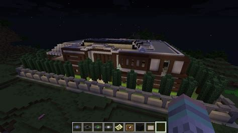 redstone house fusion redstone house minecraft project