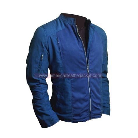 Jacket Captain America captain america blue jacket steve rogers the winter