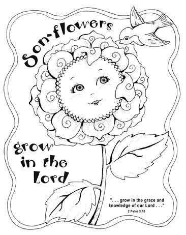 adorable christian coloring pages without the quote its cute my vice pinterest sunday