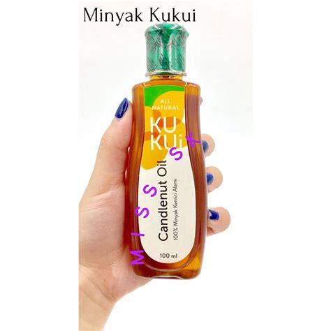 Minyak Kemiri Di Toko Kosmetik jual kukui minyak kemiri asli kualitas 1 boleh diadu