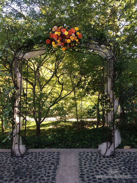Japanese Wedding Arch by Wedding Altar Design Resource Wedding Ceremony Altars