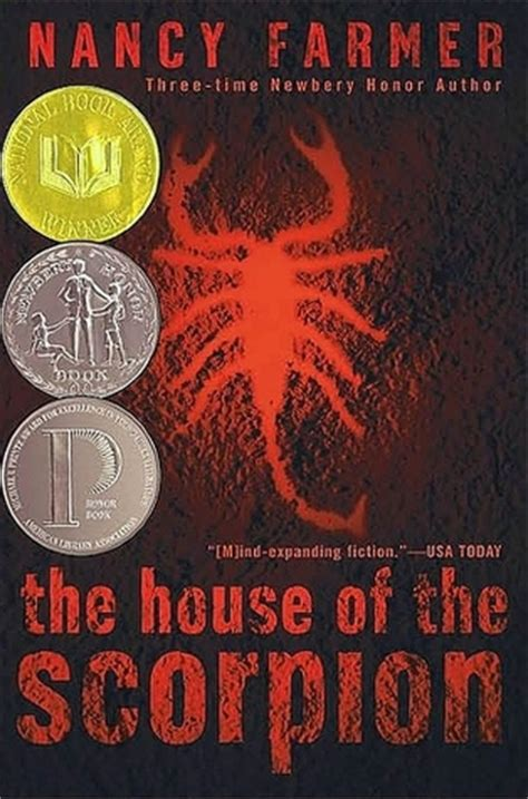 House Of The Scorpion by The House Of The Scorpion Matteo Alacran 1 By Nancy