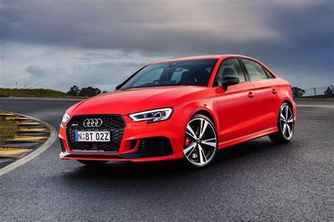 Audi Sedan by New Audi Rs 3 Sedan Now On Sale In Australia From 84 900