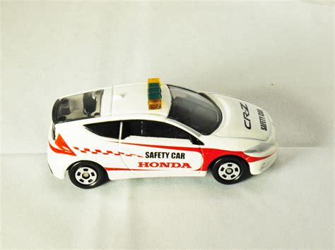 Tomica Honda Crz Safety Car takara tomy tomica race track car japan honda cr z safety car 86 vehicle diec toys hobbies