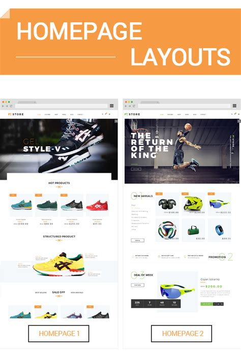layout homepage magento fcstore multipurpose responsive magento theme