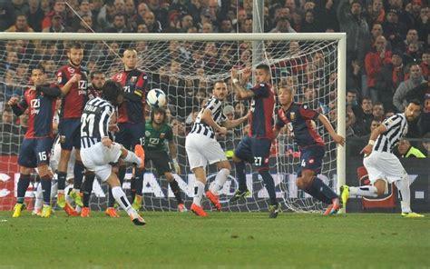 Juventus Original 2 la punizione facile come un rigore se la batte pirlo