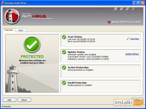 anty wirusy windows faronics anti virus 3 90 2100 3960 download instalki pl