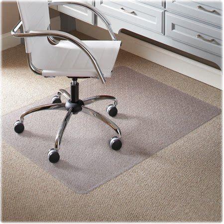 carpet chair mat rectangular 46 x 60 es robbins task series 46 x 60 chair mat for low pile