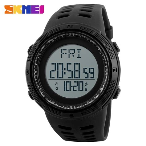 Skmei Jam Tangan Digital Sporty Pria 1286 skmei jam tangan digital sporty pria 1295 black jakartanotebook