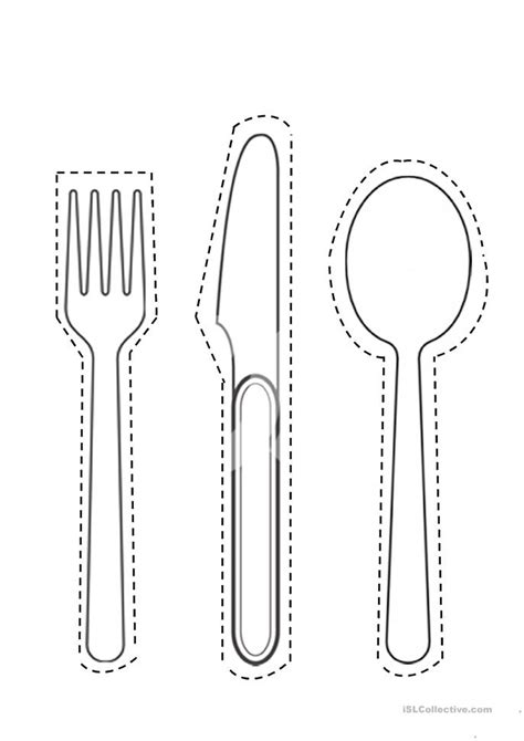 Forks Knives Worksheet Answers by Forks Knives Worksheet