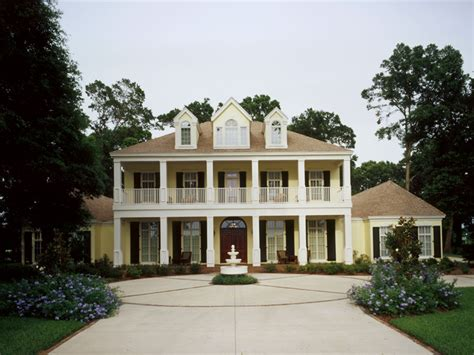 southern plantation house plans le georgian home plan 020s 0002 house plans and more