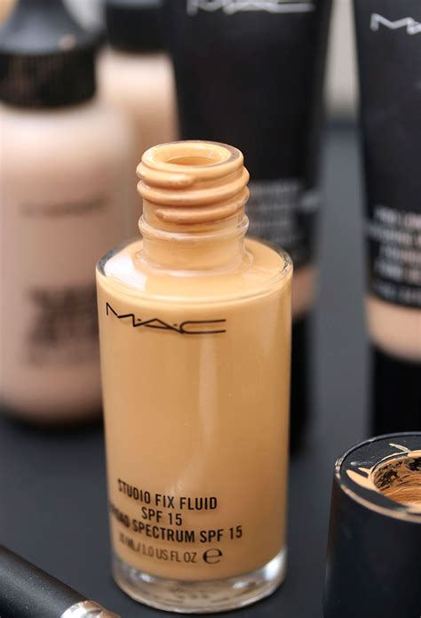 Mac Studio Fix Fluid Foundation mac unsung heroes mac studio fix fluid foundation