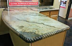 grouting and sealing diy concrete countertops