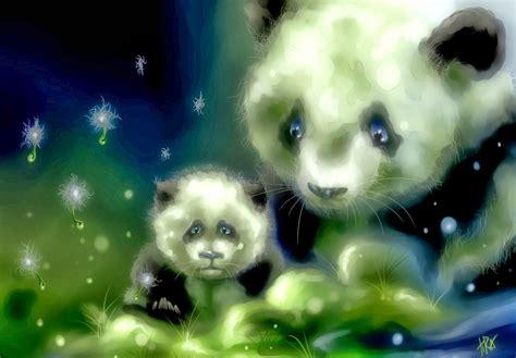 fotos animales fondo de pantalla imagenes hilandy fondo de pantalla animales oso panda pareja