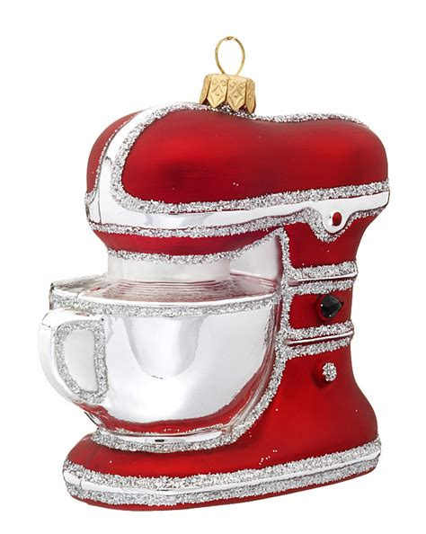 Stand Mixer   Personalized Ornament