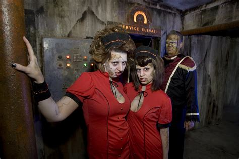 13th Gate Haunted House by 13th Gate Brings Quality Sets To Haunted House