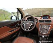 2013 Buick Encore Exterior Rear 3/4 Picture Courtesy Of