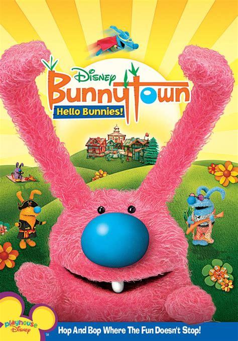 bunnytown games  disney junior games world