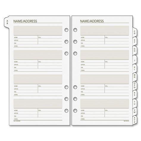 printable day planner refills free printable day runner calendars calendar template 2016