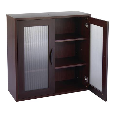 Two Door Storage Cabinet Safco Apres Modular Storage 2 Door Cabinet