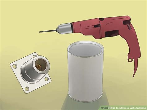 how to make a wifi antenna with pictures wikihow
