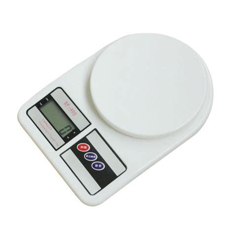 Alat Timbang Berattimbangan Dapur Digital Kitchen Scale Sf 400 jual keninshop sf 400 digital kitchen scale timbangan dapur digital harga kualitas