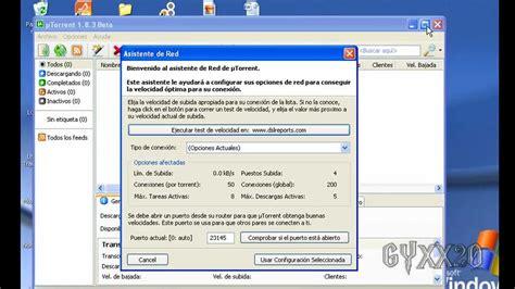 tutorial utorrent tutorial utorrent como descargar instalar configurar
