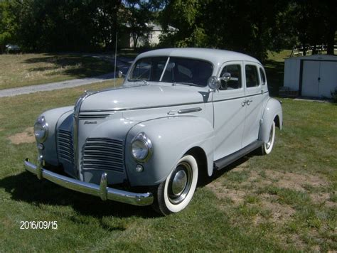 from to plymouth 1940 plymouth deluxe for sale