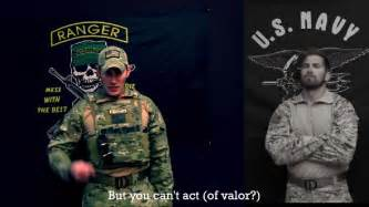 Marines vs army rangers liveleak com epic rap battle navy seal vs