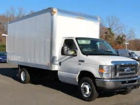 ford e350 12 ft box truck mitula cars