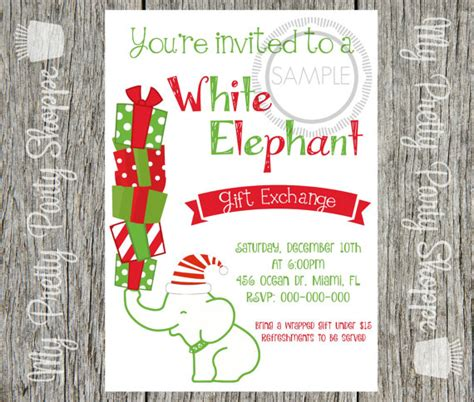 themed gift exchanges for christmas items similar to white elephant gift exchange christmas