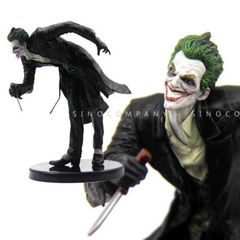 Mainan Figure Joker Batman Dc Origin Figure new dc comics arkham origins batman direct the joker statue 6 inch figure fk366 ebay