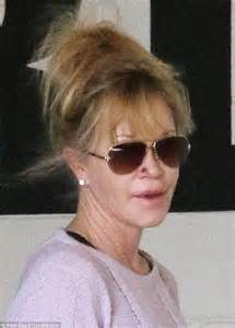 Melanie Griffith Looks Like Hell by Melanie Griffith Looks Melanie Griffith Turns Up At