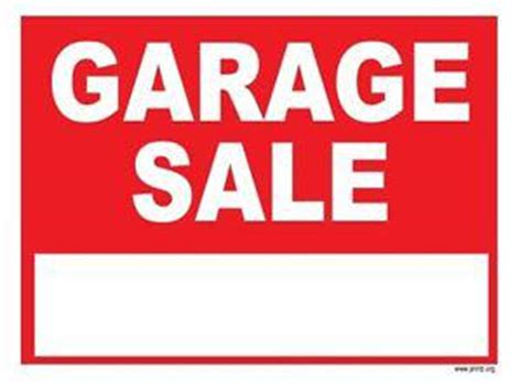 Garage Sales In The Area Garage Sale In Kenilworth Area South East Edmonton