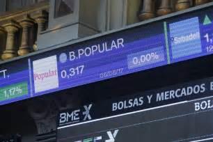 cotizacion banco popular historico la segunda batalla popular los accionistas amenazan