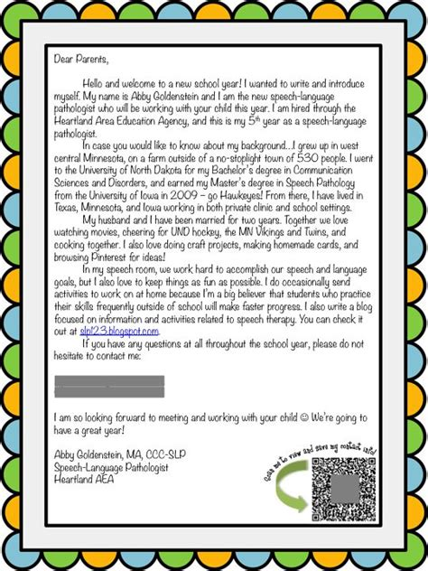 Letter Introduction Day 17 Best Ideas About Introduction Letter On Welcome Back Welcome