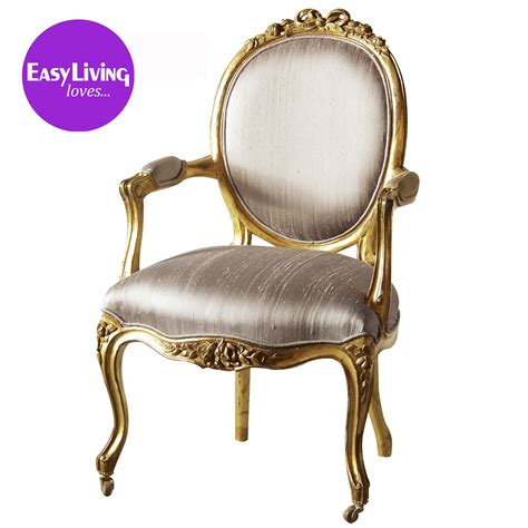 stuhl gold versailles mummy gold nursing chair bedroom company