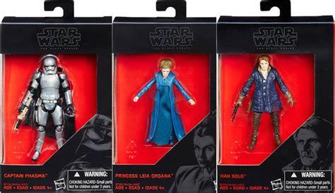 Luke Skywalker Wars Black Series 375 Inch Hasbro new wars the awakens walmart exclusive figures