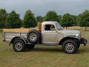 1946 dodge power wagon picture 639466 truck review