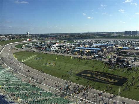 kansas speedway fan walk kansas speedway passes offer experience