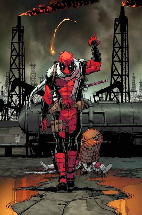 deadpool the march 2015 deadpool comic solicits deadpool bugle