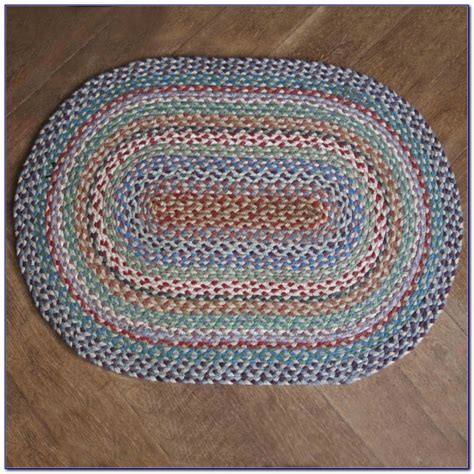 Braided Runner Rugs by Braided Rug Runners Country Braided Oval Image 70