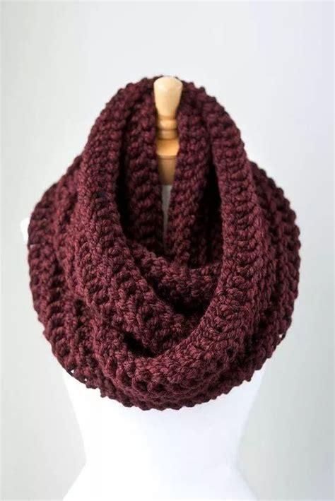 bufanda collar tejido en dos agujas bufandas y cuellos tejidos en dos agujas