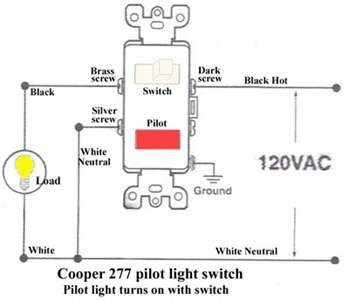wiring diagram  hpw  single light switch fixya