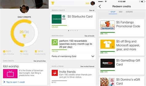 bing web browser for windows microsoft adds faster ways to earn bing rewards on mobile