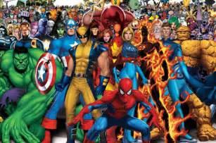 My top 10 favorite marvel superheroes