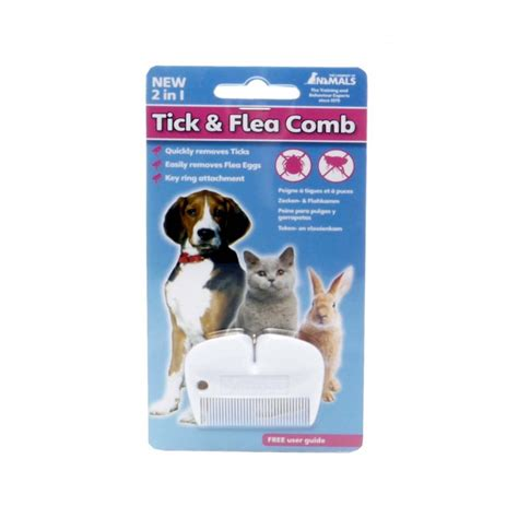 flea comb for dogs buy company of aniamls 2 1 tick flea comb for dogs cats rabbits
