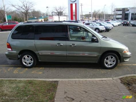 2003 ford windstar paint codes